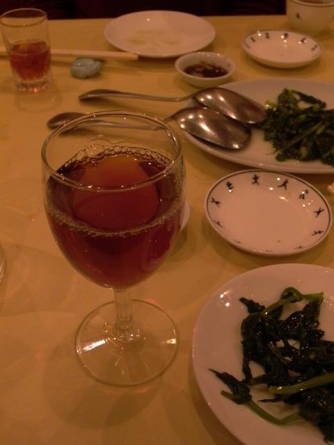 ■高架下「楽膳居」。最高に旨い紹興酒に出遭う。名店である。_c0061686_1043079.jpg