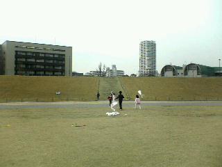凧あげ…in小倉 勝山公園_d0082356_12303629.jpg