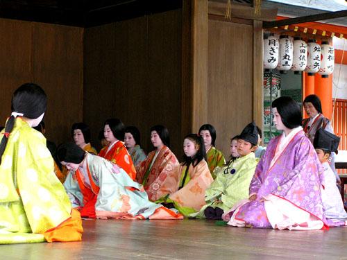 八坂神社 かるた始め_e0048413_1951050.jpg