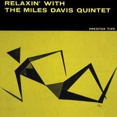 Relaxin\' with the Miles Davis Quintet_f0115989_23513511.jpg