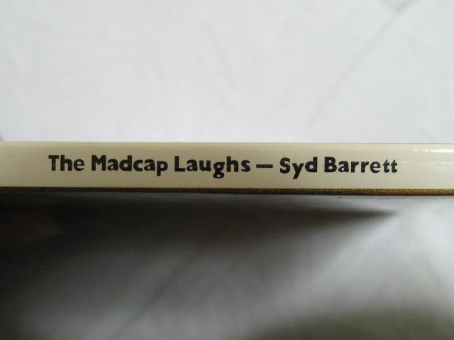 SYD BARRET / THE MADCAP LAUGHS (紙ジャケ)_b0042308_1433064.jpg