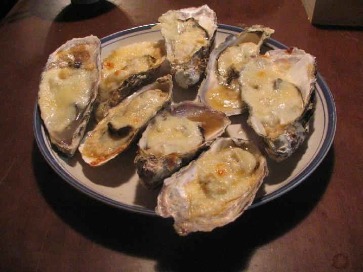 サモオーナー界では有名な牡蠣オフ_f0128542_227234.jpg
