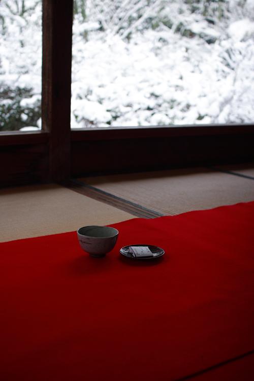 雪化粧の宝泉院_e0051888_19171494.jpg
