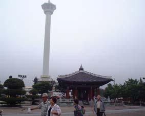 韓国旅行 釜山の公園_a0084343_16245419.jpg
