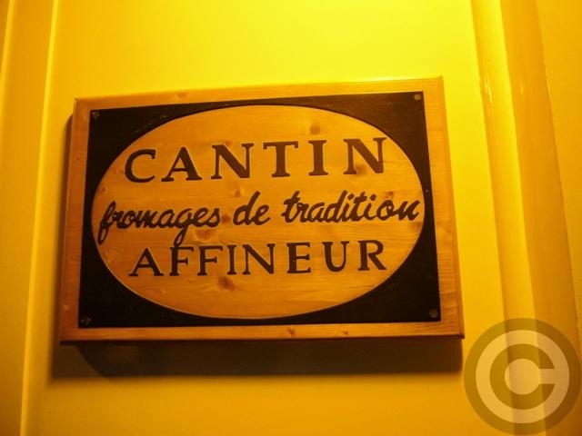 【MARIE-ANNE CANTIN】街角のチーズ屋(パリ7区)_a0014299_754243.jpg