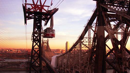 ニューヨーク空中散歩 - Roosevelt Island Tramway_b0007805_5435420.jpg