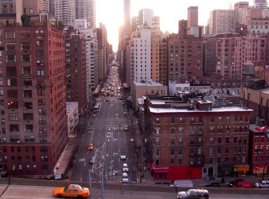 ニューヨーク空中散歩 - Roosevelt Island Tramway_b0007805_60308.jpg