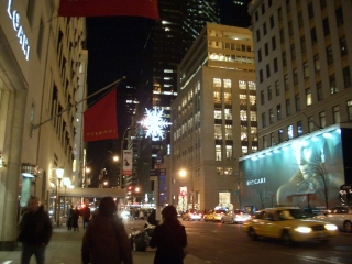 ニューヨークのイルミネーション2006_b0031055_18411657.jpg