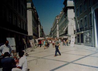 リスボンの町_a0079995_7473317.jpg