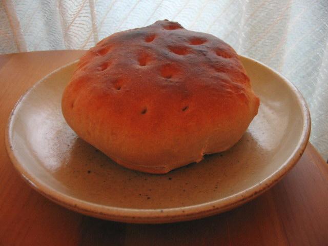 パンを焼く休日_a0091095_21141118.jpg