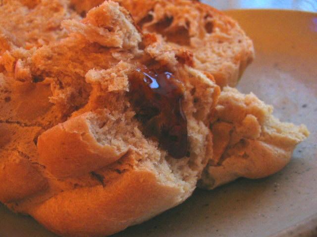 パンを焼く休日_a0091095_21152926.jpg