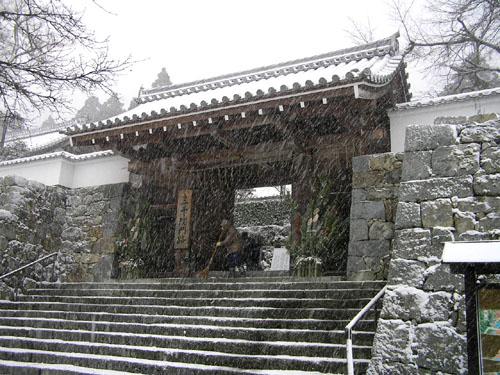 三千院 雪景色_e0048413_17501082.jpg