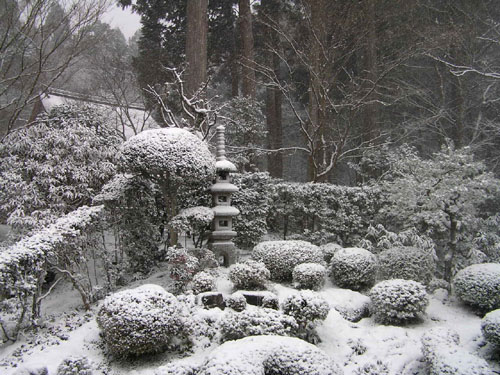 三千院 雪景色_e0048413_17503087.jpg