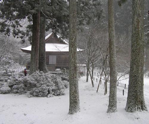 三千院 雪景色_e0048413_17505299.jpg