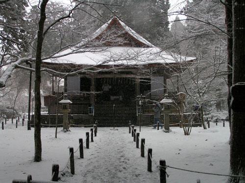 三千院 雪景色_e0048413_17521343.jpg