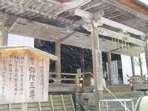 三千院 雪景色_e0048413_17523733.jpg