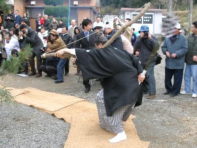 井手浦 尻振祭_c0036203_20284821.jpg