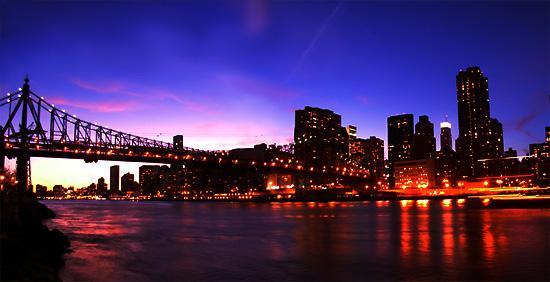 ニューヨークの夜景スポット(ルーズベルト島編)_b0007805_0504861.jpg