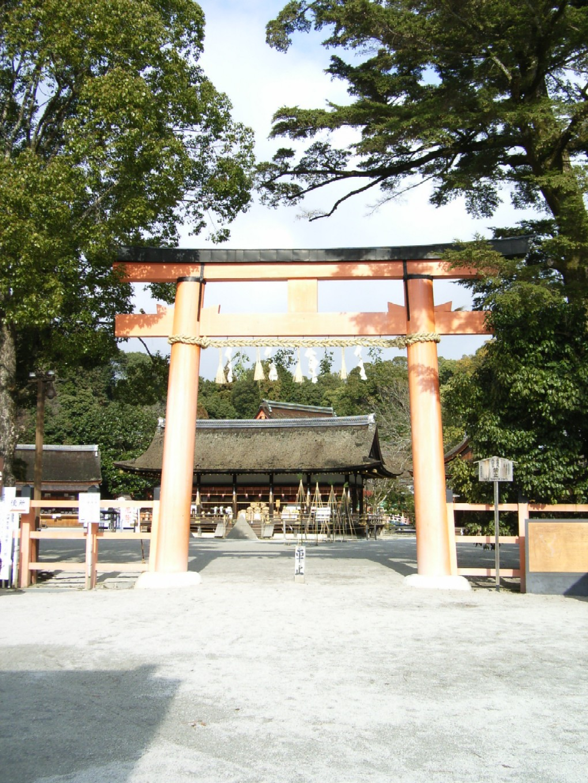 上賀茂神社 1日目 その2_d0091021_0541253.jpg