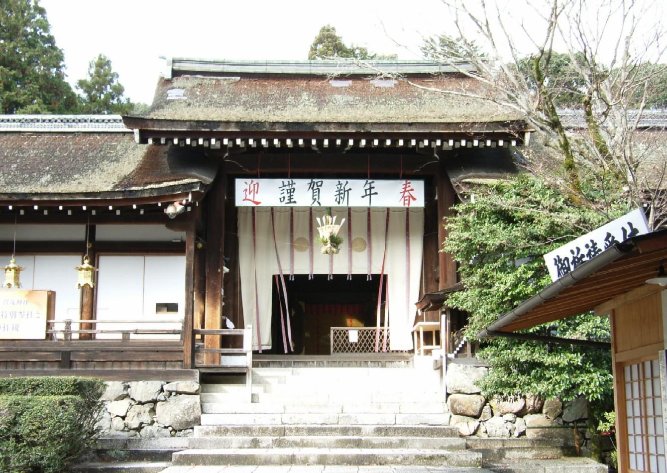 上賀茂神社 1日目 その2_d0091021_1105498.jpg