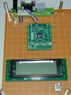 ADuC7026 base board