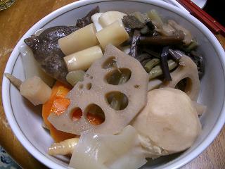大晦日の食事 その2 嫁vs姑編_b0107003_23373615.jpg