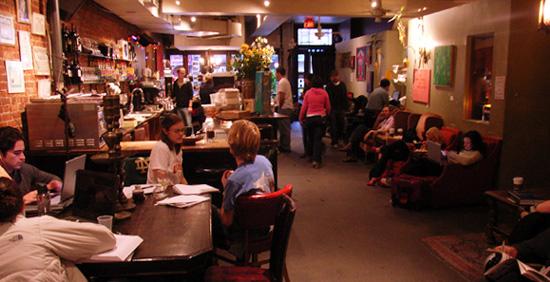 ニューヨーカーによるニューヨーク・ダウンタウン風なカフェ - DT・UT_b0007805_11135094.jpg