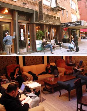 ニューヨーカーによるニューヨーク・ダウンタウン風なカフェ - DT・UT_b0007805_1143194.jpg