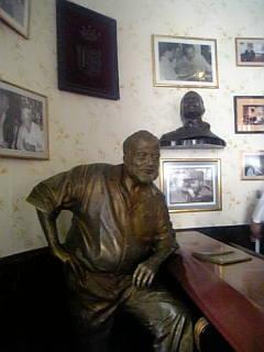 キューバへの一人旅(6) ~パパ・ヘミングウェイ~_b0058966_20583878.jpg
