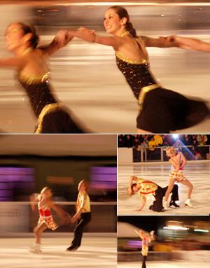 無料のアイススケート・ショー @ブライアント・パーク(Bryant Park)_b0007805_1353668.jpg