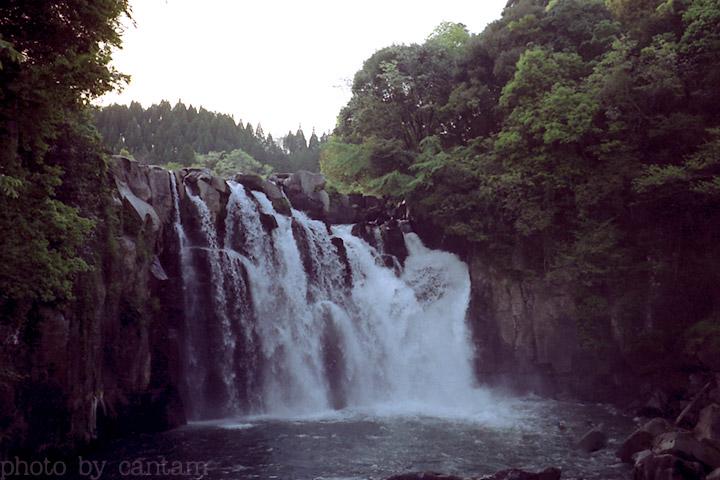 百選の滝 宮崎県 関之尾の滝_f0091955_0322270.jpg