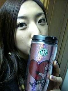 カフェイン中毒だぁ…(´Д`)_d0046460_22514857.jpg
