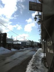 真冬の北軽ストリート。_d0028589_20595654.jpg