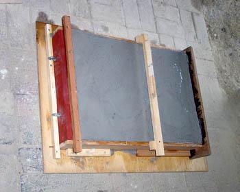 窖窯を作る/ダンパー_c0081499_0333413.jpg