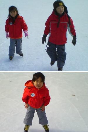 はじめての氷上遊び_c0067646_938893.jpg