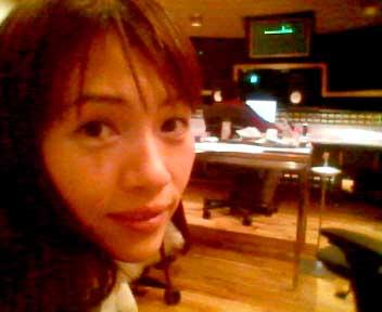 2007猪!初レコーディング♪_a0087471_14553852.jpg