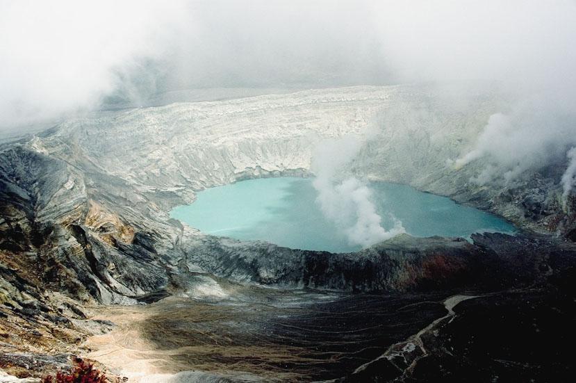 世界の湖 コスタリカ_e0108650_18175652.jpg