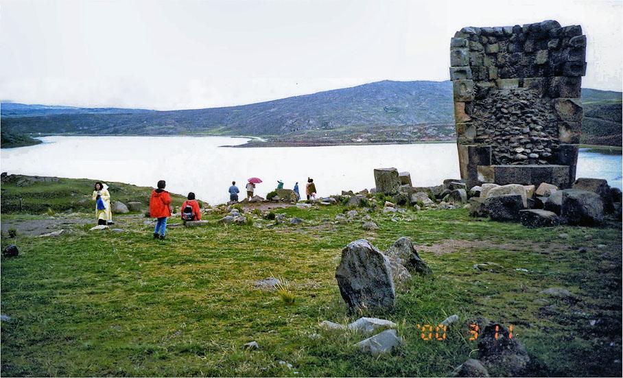 世界の湖 ペルー_e0108650_18261998.jpg