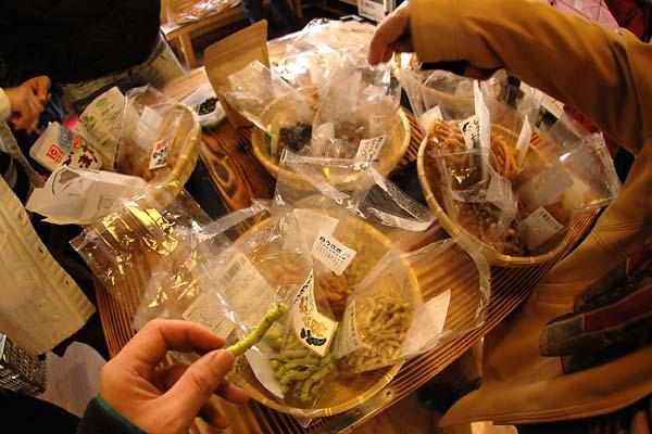 旭製菓・花園工場直売店-ハヤってます、かりん糖_c0043361_10194647.jpg
