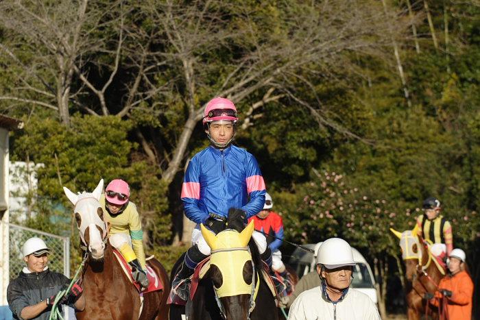 2007年1月14日(日) 高知競馬 10R ガーネット特別_a0077663_18394795.jpg