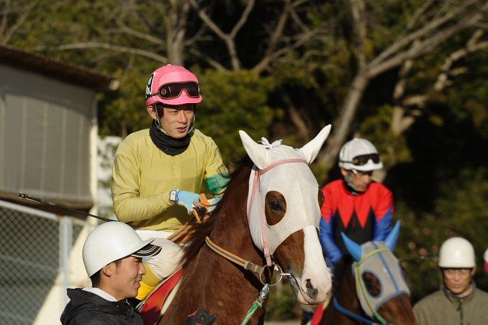 2007年1月14日(日) 高知競馬 10R ガーネット特別_a0077663_1840068.jpg