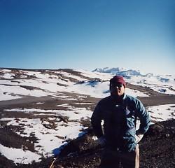 キリマンジャロ登頂記 (9) ウフルピーク(標高5895m)登頂_c0011649_5474884.jpg