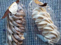 エーグルドゥースの焼き菓子色々。_c0005672_18592228.jpg