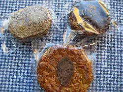 エーグルドゥースの焼き菓子色々。_c0005672_1902656.jpg