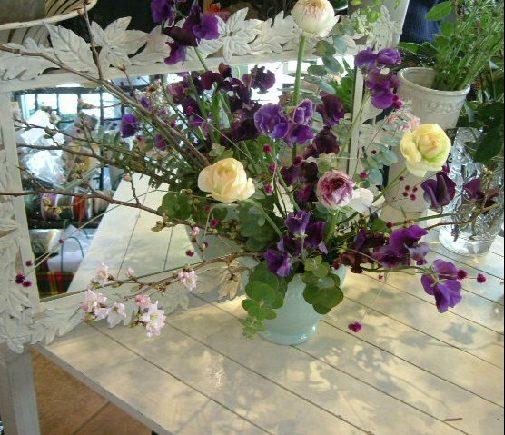 オークリーフ花の教室(小井土さんの作品)_f0049672_14181584.jpg