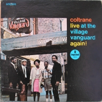 John Coltrane / Live at the Village Vanguard Again!_d0102724_23263735.jpg