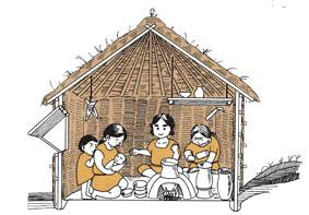 初源な家07:夏の家・冬の家(中筋遺跡・黒井峰遺跡)_e0054299_10225548.jpg