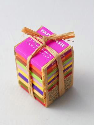 フランス プラリュのショコラ*    (バレンタインセレクト*Vol 1_d0034447_9153091.jpg