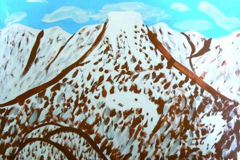 中学校1年生が冬休みの描いてきた絵です。_b0068572_18123430.jpg