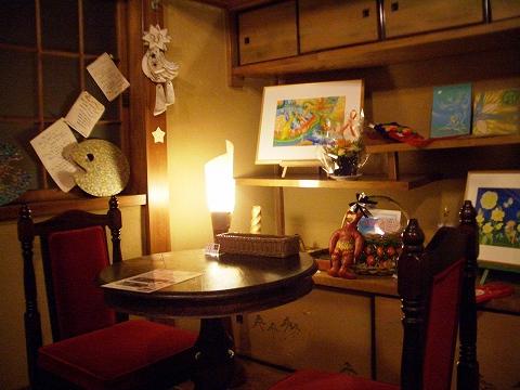 三軒茶屋 「café therapy ディーチャイ.」_a0039199_21352975.jpg